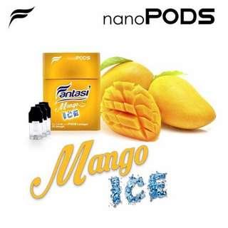NanoPODS - Mango