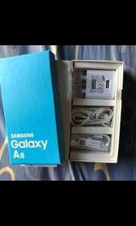 全新SamsungA8電話配件