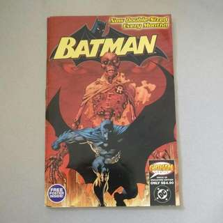 BATMAN Issue 09 (Double Sized)