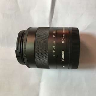 CANON EF-M 18-55 IS STM