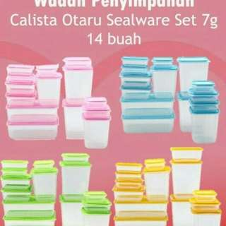 pd Calista Otaru sealware 14 pcs