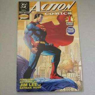 Action Comics Issue 01 (Superman)