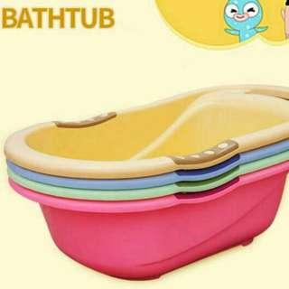 Colorful Bath Tub