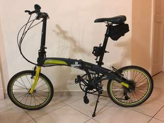 Dahon Dr. Hon P27 (upgraded Litepro) foldable