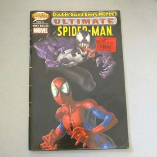 Ultimate Spider-Man Issue 13 (Double Sized)