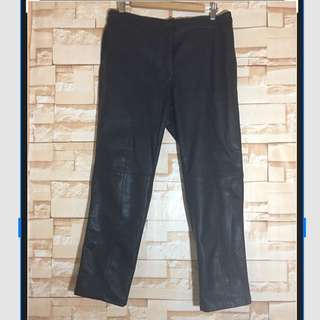 Brand new H&M Leather Pants