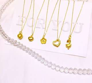 pure gold 硬金999 one set