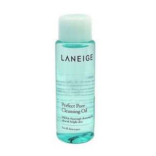 Laneige perfect pore cleansing oil travel size 25ml