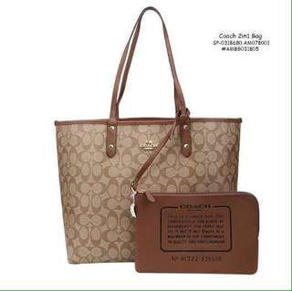Coach 2in1 bag