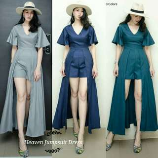 heaven jumpsuit dress