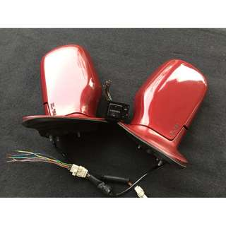Daihatsu Mira L2 Autoflip Side Mirror & Switch