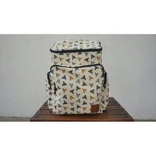 Diaper Bag Poot It #maumothercare