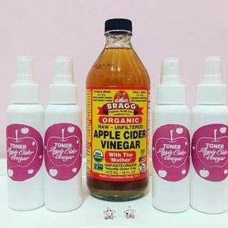 Toner Apple Cider BRAGG Vinegar 100ml