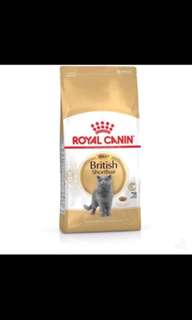 Royal Canin British Shorthair Adult 4kg Cat Food