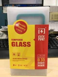 iPhone 7 /iPhone 8 防爆鋼化玻璃保護貼 兩片裝