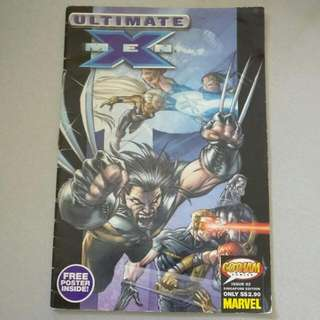 Ultimate X-Men Issue 02