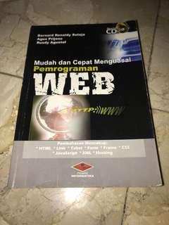 Buku Tutorial Pemrograman Web (Tanpa CD)