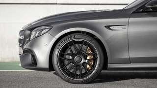 Mercedes AMG Rim 18 inci