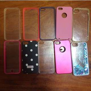 Iphone 5s phone cases bundle
