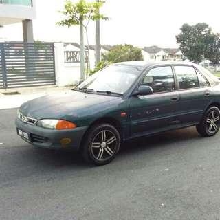Proton Wira 1.6 Auto