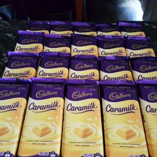 Caramilk chocolate