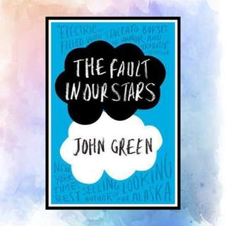 The Fault in our Stars (E-book)