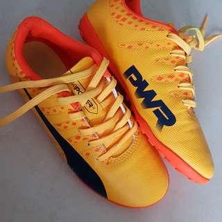 PUMA scoccer boots
