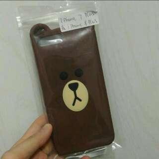 i phone7/8plus 熊寶寶手機殼