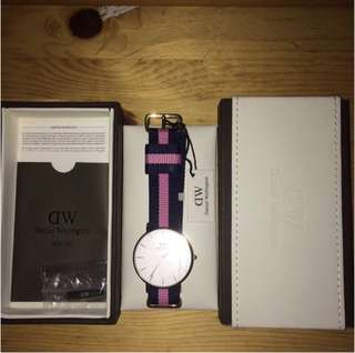 【NEW 全新】 Daniel Wellington DW 手錶