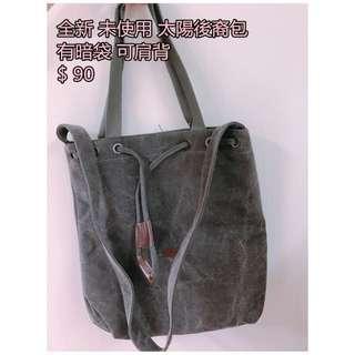 韓系 水桶包 女包 子母包 秋季 時尚 手提包 手拿包 斜肩包 韓款 荔枝皮