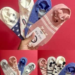 可愛造型襪子(12雙)
