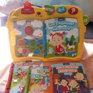 Vtech Touch and Learn Storytime