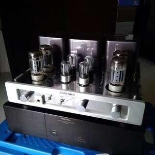 Duntonics DU-6i tube integrated Amplifier