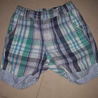Celana pendek baby cool