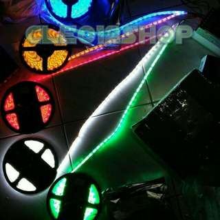 Lampu LED Sttip Flexible Waterproof 50cm (Modifikasi Motor/ Mobil)