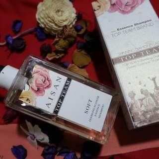 Aisan Top Team Shinning Diamond Flower Essence Shampoo 500ml