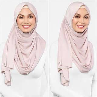 Duck Scarves MSS Pink Powder