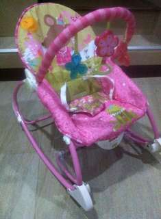 SALE!! Fisher Price Infant-to-Toddler Rocker