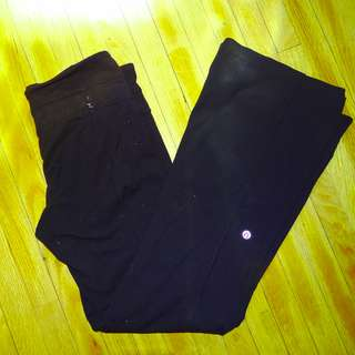 Reversable Lululemon Pants