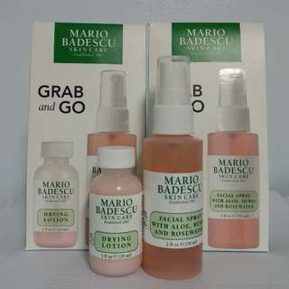Mario Badescu Grab and Go Travel Set (ON-HAND)