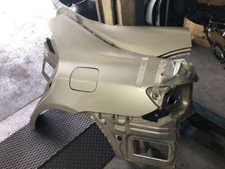 Toyota Altis rear fender 06 & 09