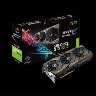 LOOKING FOR 2ND HAND/BRAND NEW STRIX GTX 1060 6GB