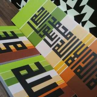 Canvas Frame Kufi