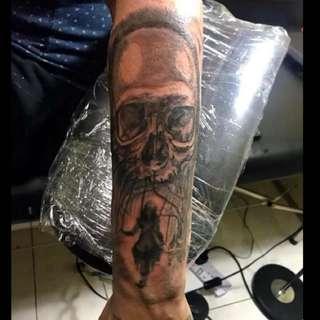 Tattoo Tattoo Tatto Service (promotion)