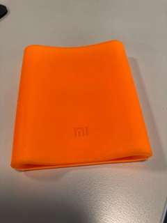 Original Protective Silicone Case For Xiaomi 10400mAh Power Bank (Orange)