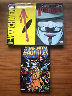 Various Comics / Graphic Novels