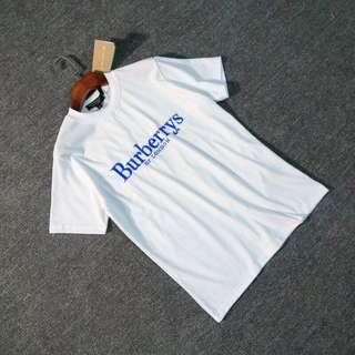 Burberry 字母款T恤