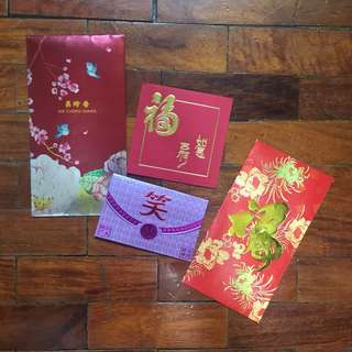 Angpao Red Envelope