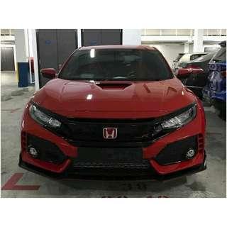 Honda Civic Type R 2.0 VTEC Turbo GT