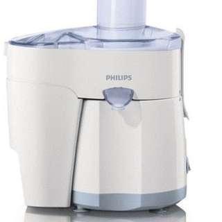 Philips Juicer Extrator HR1810, Juicer Buah Sayur HR1810